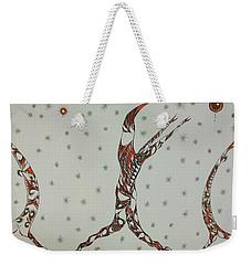 Erinyes Weekender Tote Bag