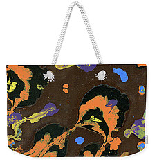 Eroded And Corroded Weekender Tote Bag