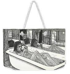 Erotique Weekender Tote Bag