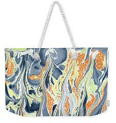 Erupting Lava Weekender Tote Bag