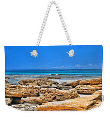 Weekender Tote Bag featuring the photograph Es Trenc by Andreas Thust