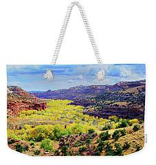Escalante Canyon Weekender Tote Bag