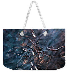 Escape From The Darkness Weekender Tote Bag by Agnieszka Mlicka