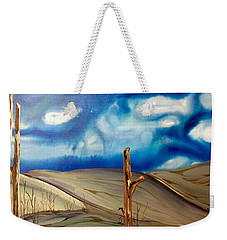 Escape Weekender Tote Bag by Pat Purdy