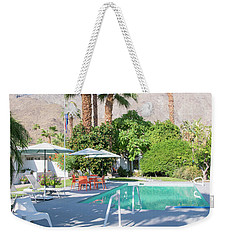 Escape Resort Weekender Tote Bag
