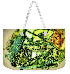 Escape The Whirlwind-2015 Weekender Tote Bag