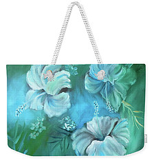 Escape To Serenity Weekender Tote Bag