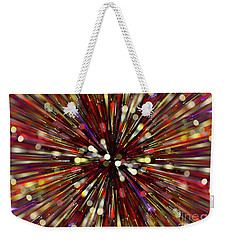 Weekender Tote Bag featuring the photograph Escape Velocity.. by Nina Stavlund