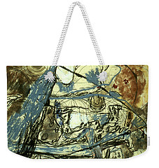 Escaping The Whirlwind Weekender Tote Bag