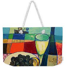 Escargot Weekender Tote Bag by Mikhail Zarovny