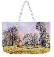 Esercizi Impressionisti Weekender Tote Bag