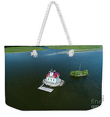 Esopus Lighthouse Weekender Tote Bag