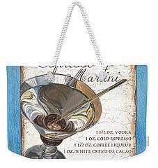 Espresso Martini Weekender Tote Bag
