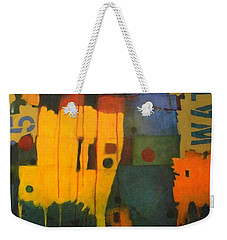 Essence Weekender Tote Bag