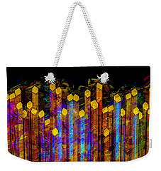 Weekender Tote Bag featuring the photograph Essence De Lumiere by Paul Wear