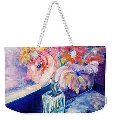 Essence Weekender Tote Bag