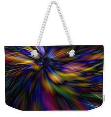 Essence Weekender Tote Bag by Lauren Radke