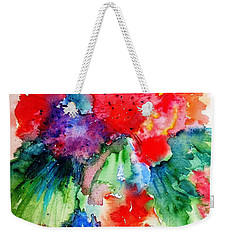 Essence Of Summer Weekender Tote Bag