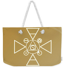 Essence Of The Spirit Weekender Tote Bag