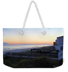 Weekender Tote Bag featuring the photograph Essence by Roberta Byram