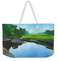 Essex Creek Weekender Tote Bag