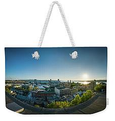 Est Plus Rue De Remparts Weekender Tote Bag