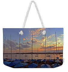 Estuary Evening Weekender Tote Bag