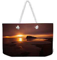 Weekender Tote Bag featuring the photograph Eternal by Dustin LeFevre
