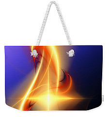 Eternal Flame Weekender Tote Bag