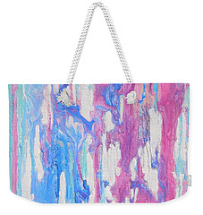 Eternal Flow Weekender Tote Bag by Irene Hurdle