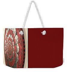 Eternal Hearts Weekender Tote Bag