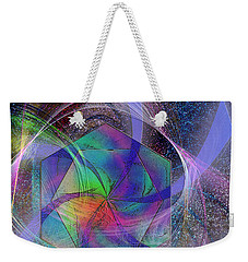 Eternal Reactions Weekender Tote Bag