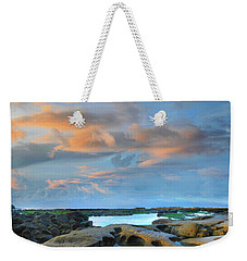 Eternal Soul Weekender Tote Bag by Tim Fitzharris