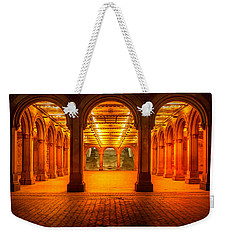 Eternal Spirit Weekender Tote Bag by Az Jackson