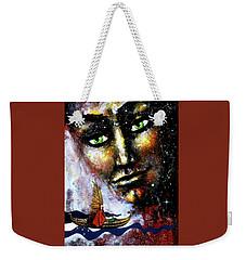 Eternal  Voyage Weekender Tote Bag