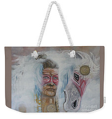 Eternal Warrior Weekender Tote Bag
