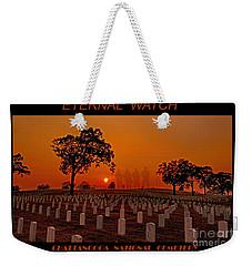 Eternal Watch Weekender Tote Bag