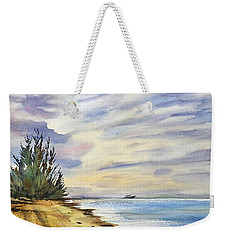Eternity Weekender Tote Bag
