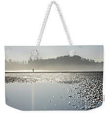 Ethereal Reflection Weekender Tote Bag