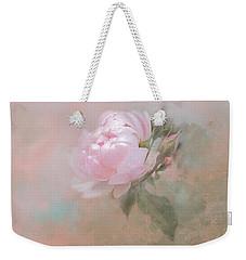 Ethereal Rose Weekender Tote Bag