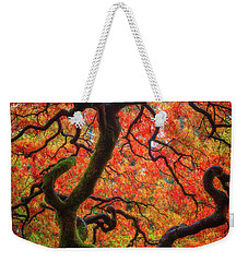 Ethereal Tree Alive Weekender Tote Bag