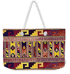 Ethnic Tribal Weekender Tote Bag