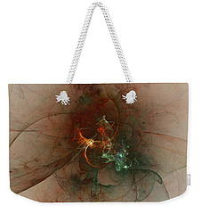 Ethos Effect Weekender Tote Bag by Jeff Iverson