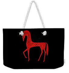 Etruscan Horse Weekender Tote Bag