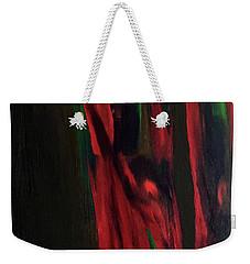 Eucalyptus Weekender Tote Bag by Karen Nicholson