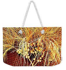 Eucalyptus Red Weekender Tote Bag