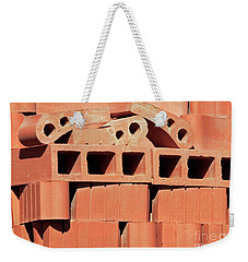 Weekender Tote Bag featuring the photograph Euclid Engineering Llc by Joe Jake Pratt