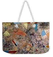 Euclidean Perceptions Weekender Tote Bag