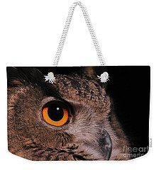 Eurasian Eagle-owl #3 Weekender Tote Bag