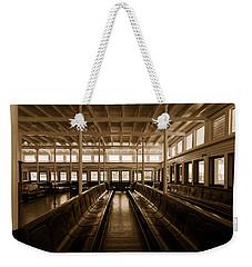 Eureka Ferry Weekender Tote Bag